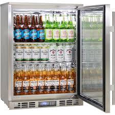 glass door bar fridge heated glass 1 door commercial stainless steel bar fridge