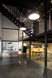Warehouse Interior by Old Warehouses Make Stunning Office Spaces