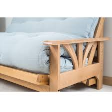 oak futon sofa bed 2 seater futon furniture shop