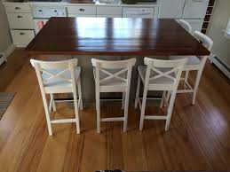 Kitchen Islands With Legs by Kitchen Furniture Best Ideas About Reclaimed Woodtchen On