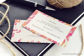 Great Business Card Designs Business Cards 6 Tips For Designing High Impact