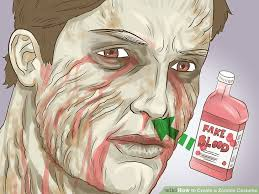 Zombie Costume How To Create A Zombie Costume With Pictures Wikihow