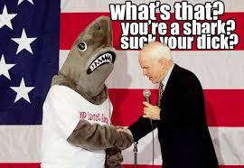 My Dick Meme - i m a shark image macros