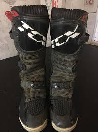 motocross boot sizing tcx kids motocross boots size 2 in bedlington northumberland