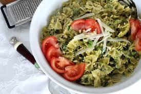 pasta pesto and peas green food for st patrick u0027s day grateful