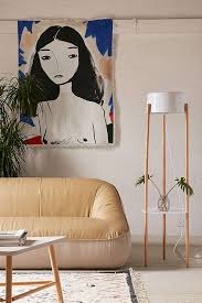 victor tripod floor lamp urban outfitters