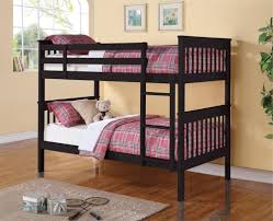 Black Bunk Beds Nala Bunk Bed Black