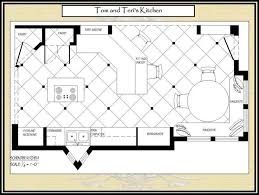 floor plans for kitchens 9 best kitchen floorplans images on kitchen floor