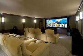 Comfortable Home Theater Seating Home Theater Innerspace Electronics