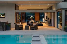 the doheny residence on hollywood hills caandesign arafen