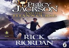 listen the titan s curse audiobook free percy jackson 3
