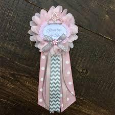 princess grandma to be pin little princess baby shower