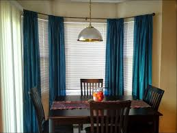 kitchen blue sheer curtains yellow sheer curtains short curtains