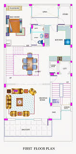 stilt plus duplex plus independent floor design apnaghar house