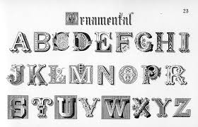 ornamental typeface a gallery on flickr
