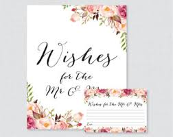 wedding wishes cards wishes wedding guest guest book idea wedding wishes cards