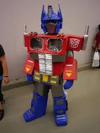 optimus prime halloween costume contest at costume works com