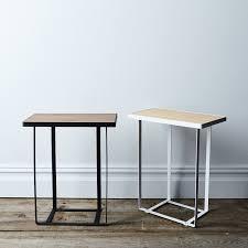 Wood Side Table Wood Top Side Table On Food52