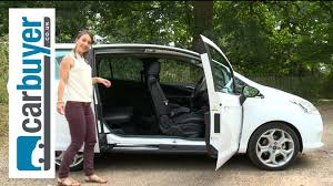 ford focus c max boot space ford b max mpv 2013 review carbuyer