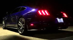 2015 ford mustang s550 2015 ford mustang gt s550 mrt roush exhaust