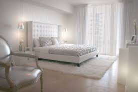 Scandinavian Bed White Bed Frame Design White Wall Painted White Platform Bed Frame