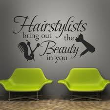 amusing 30 salon wall decor decorating design of best 25 salons