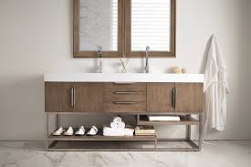 Bathroom Vanity Double Sink 72 by Columbia 72