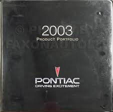 2003 cavalier u0026 sunfire repair shop manual original 2 volume set
