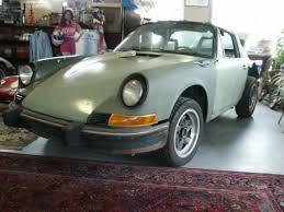 1973 porsche 911 targa for sale 1973 porsche 911 t targa restoration project original engine