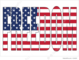 Americain Flag American Flag Clipart American Freedom Pencil And In Color