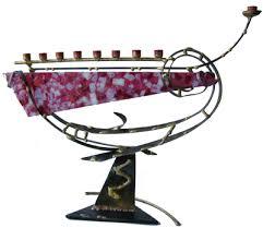 gary rosenthal menorah gary rosenthal breast cancer awareness pedestal menorah rsnbcac6