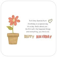 happy birthday auntie auntie birthday wishes to write