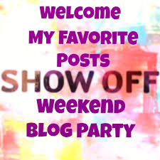 Welcome Back Party Ideas by Growing Blogs Bigger Linky Party 3