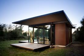 super small houses this modern 227 square foot charles eames style tiny house has it