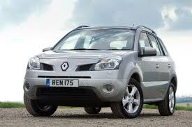 renault koleos 2015 interior renault koleos 2008 car review honest john