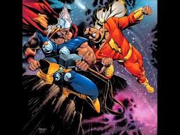 Sentry Vs Thanos Whowouldwin Who Would Win Thor Vs Captain Marvel