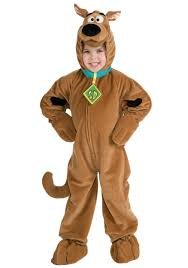 Kids Ghost Halloween Costume Child Deluxe Scooby Doo Costume