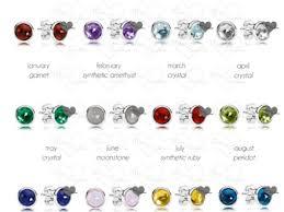 s birthstone earrings 53 pandora birthstone earrings october authentic pandora october