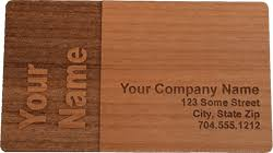 wooden business cards laser engraved calling cards from