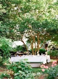 outdoor wedding venues in nc the mcgill garden venue nc weddingwire