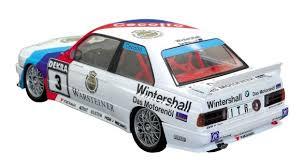 bmw e30 model car aoshima 09819 1 24 bmw m3 e30 91 deutschland model beemax no 11