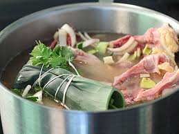 aromatic white chicken stock cooking academy