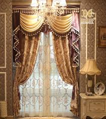 Retro Window Curtains Retro Curtains For Living Room Decorate The House With Beautiful