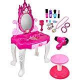 Dress Up Vanity Amazon Com Vanity Cases Toys U0026 Games
