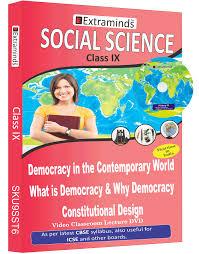 social science ix class syllabus