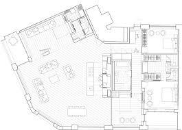 Warehouse Loft Floor Plans Contemporary Loft In London Disguising Its Former Warehouse