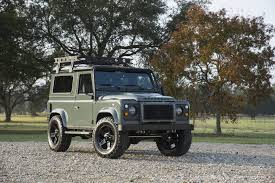 custom land rover defender project 13 land rover defender 90