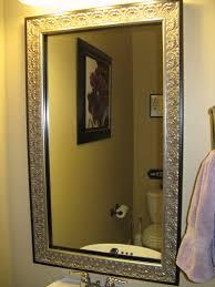 Bathroom Mirror Frame Kit Reflected Design Mirror Frame Kit