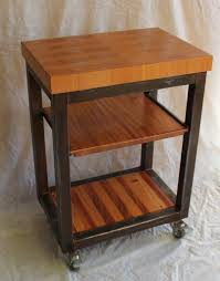 island old world butcher block w casters foxcreek baskets island old world butcher block w casters