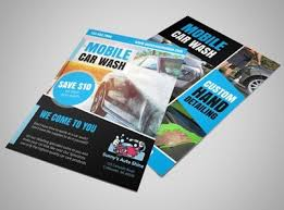 automotive u0026 transportation flyer templates mycreativeshop